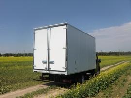 Производство и установка любых видов фургонов на грузовые автомобили различных марок.