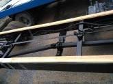 Карданный вал газель удлиненный L3900 мм/ 2 подвесных